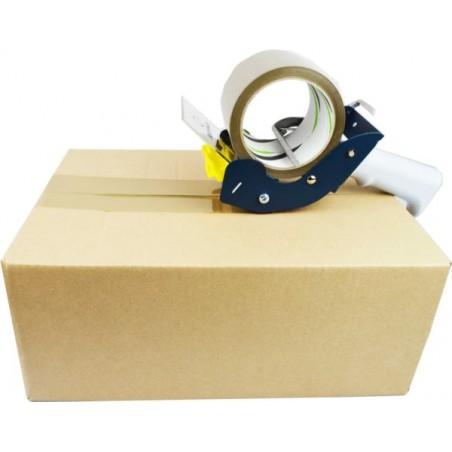 Dyspenser do taśm pakowych 50mm metalowy SZWED