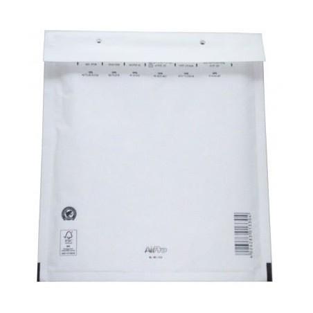 Koperty bąbelkowe CD AirPro białe 100 szt.