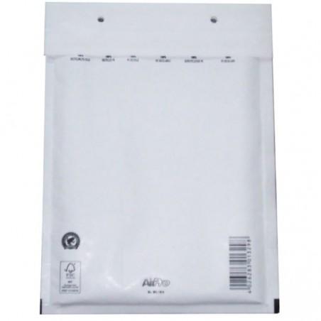 Koperty bąbelkowe D14 AirPro białe 100 szt.