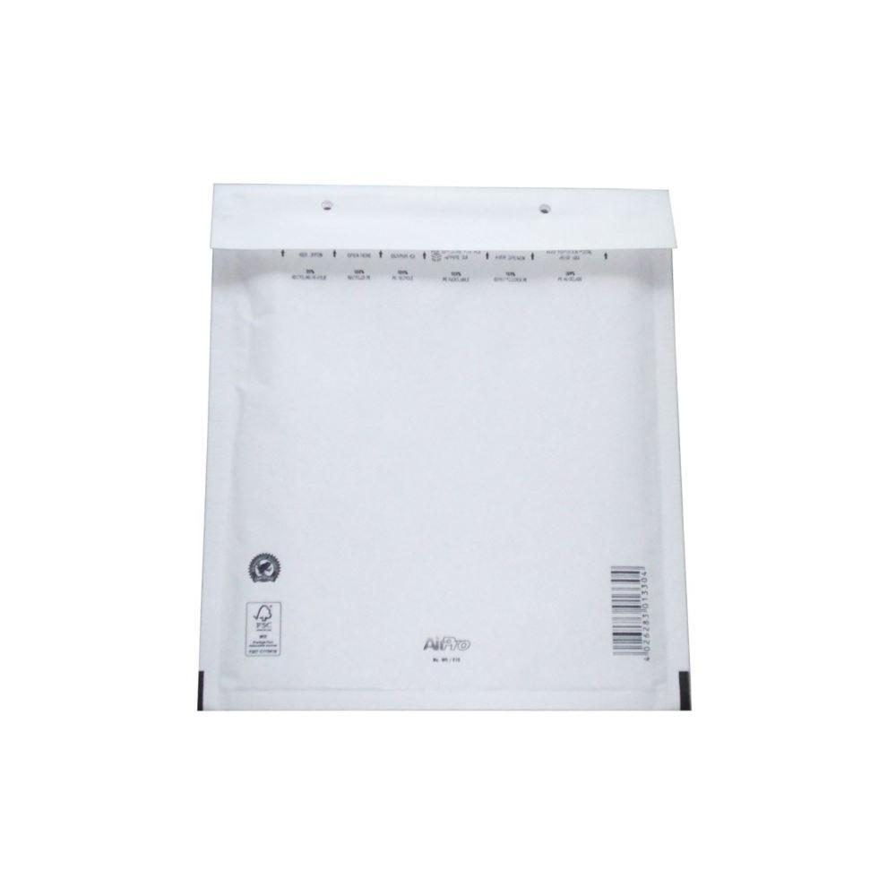 Koperty bąbelkowe E15 AirPro białe 100 szt.