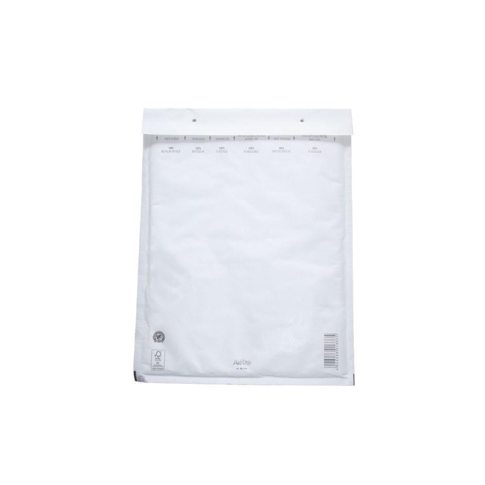 Koperty bąbelkowe H18 AirPro białe 100 szt.