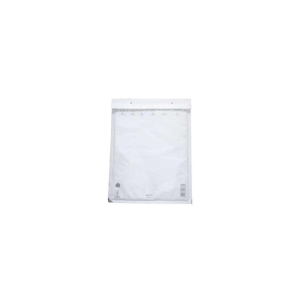 Koperty bąbelkowe AirPro K20 białe 50 szt.