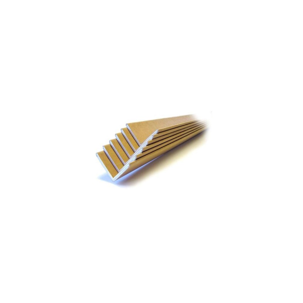Narożnik z tektury litej 40x40x3mm 1m
