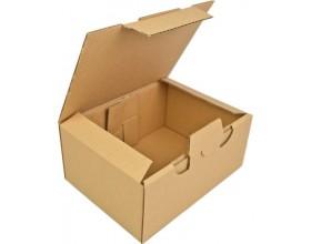 Karton fasonowy 220x170x100mm 3w brązowy_23196