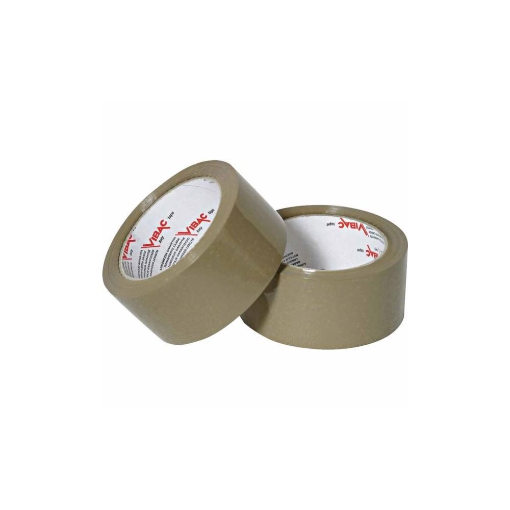 Taśma samoprzylepna VIBAC 48/66 brąz solvent