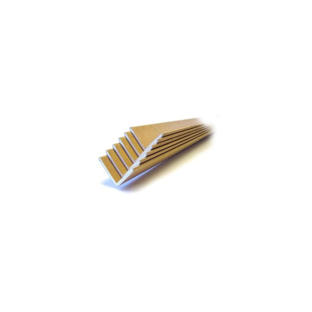 Narożnik z tektury litej 40x40x5mm 1,20m