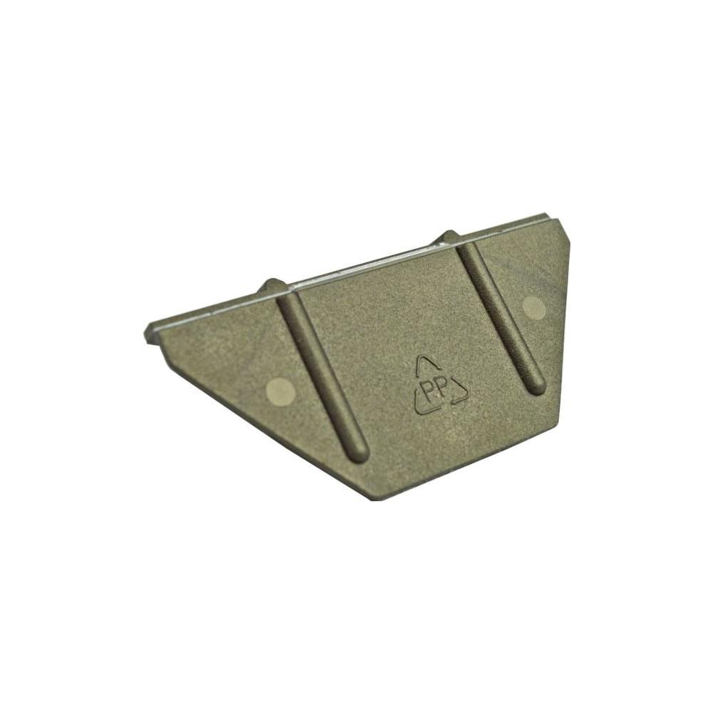 Narożnik ochronny do taśm spinajcych PP/25mm/1000