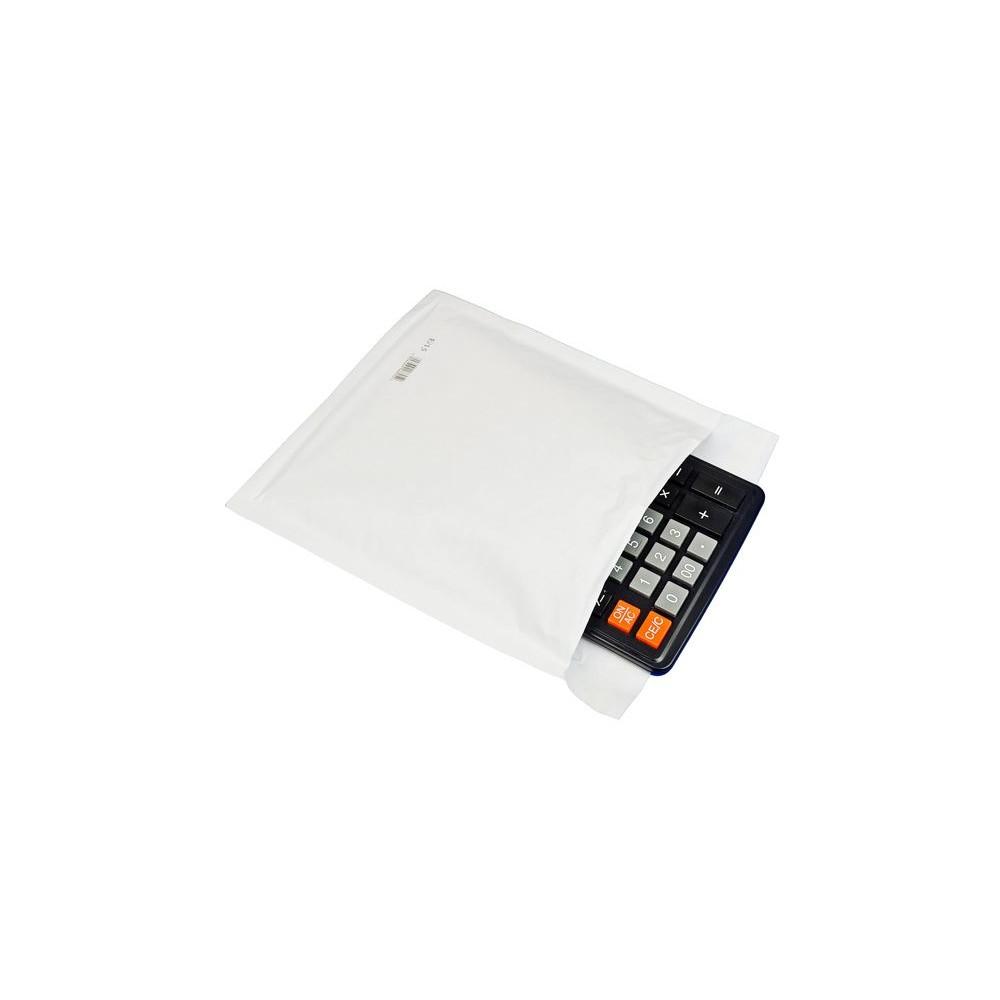 Koperty bąbelkowe D14 ECO-PROTECT  białe 100 szt.