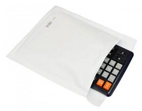 Koperty bąbelkowe CD ECO-PROTECT  białe 100 szt._24576
