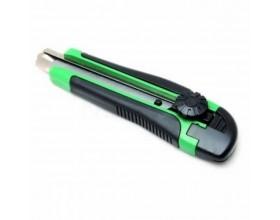 Nożyk UNIWERSALNY Gumowany  18mm z pokrętłem_24811