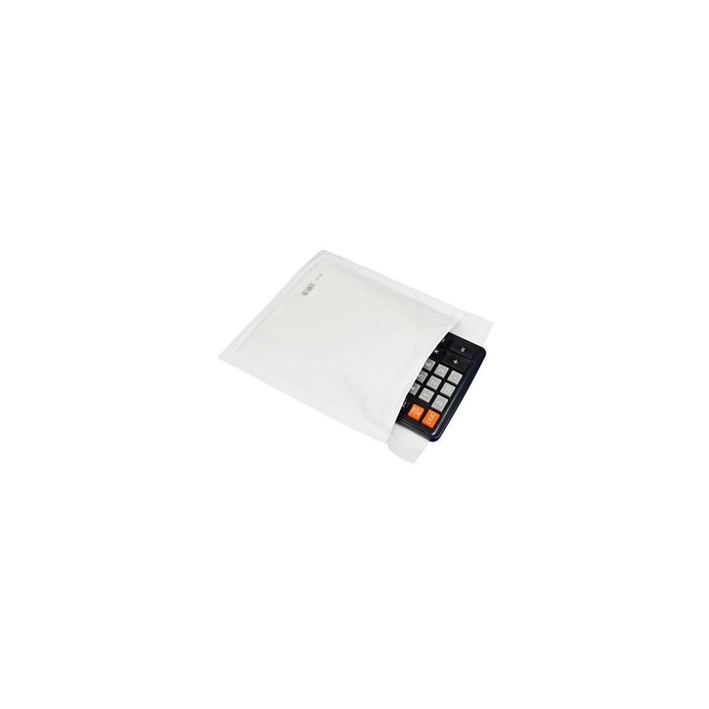 Koperty bąbelkowe H18 ECO- PROTECT  białe 100 szt.