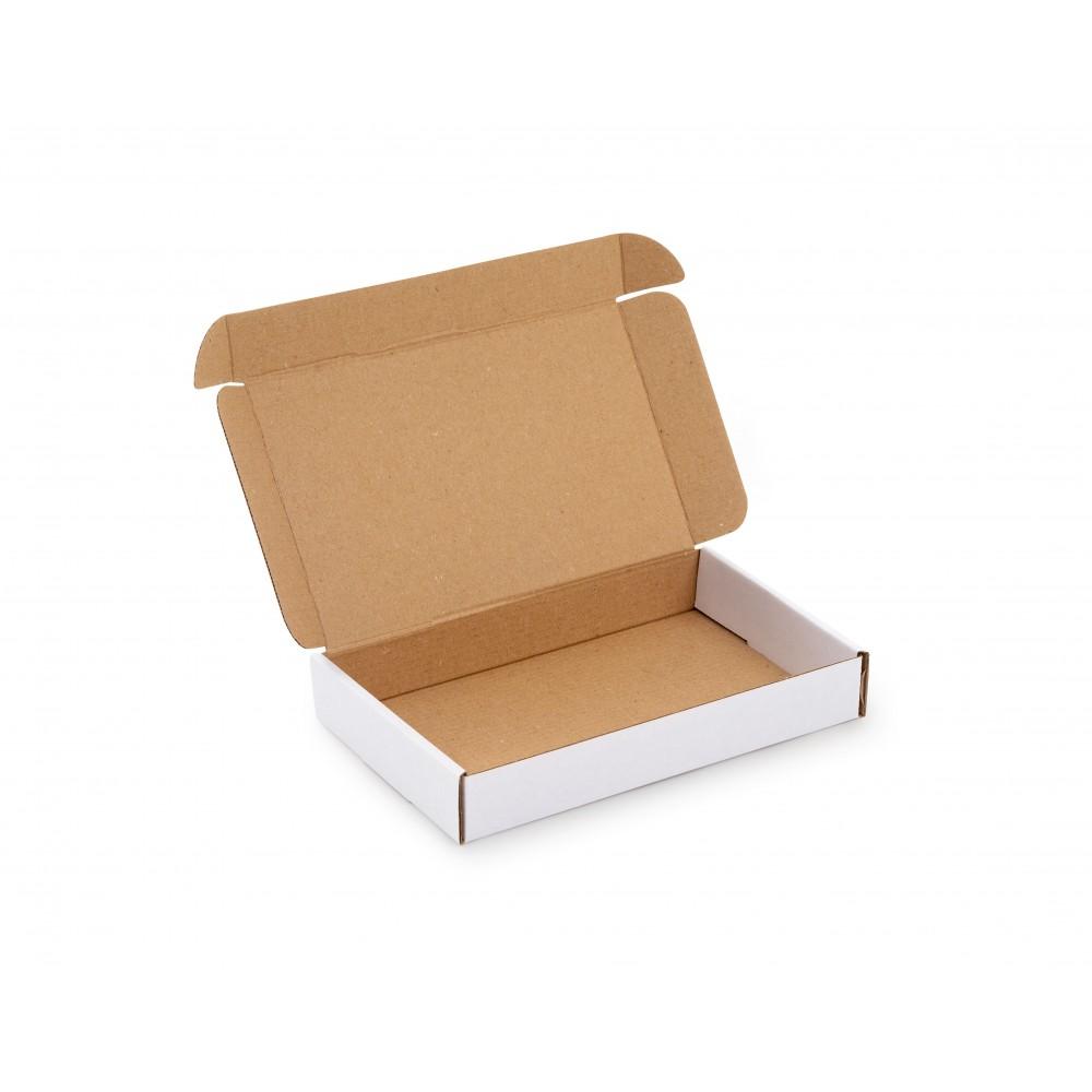 Karton fasonowy 190x120x30 biały