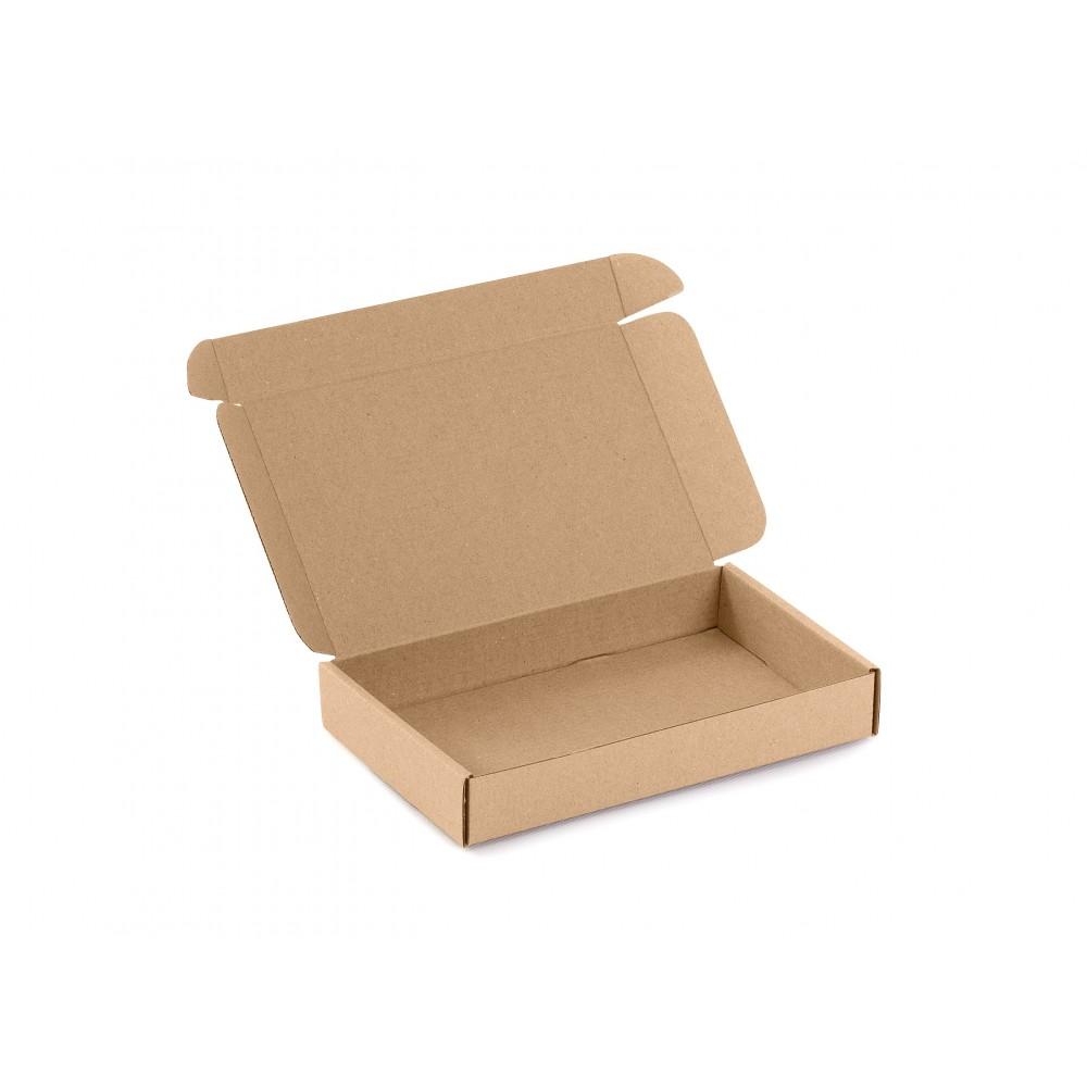 Karton fasonowy 190x120x30 brązowy