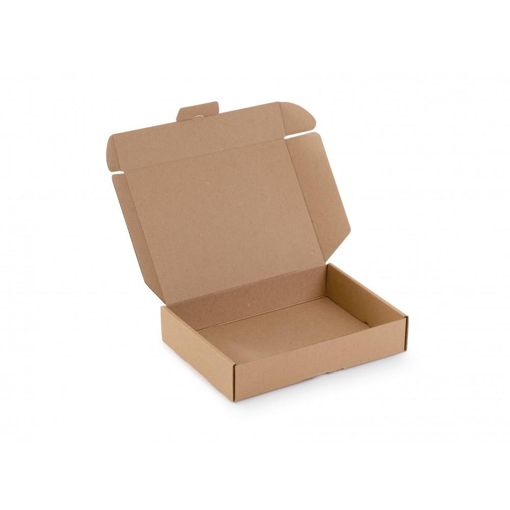 Karton fasonowy 240x170x45 (248x175x50) brązowy