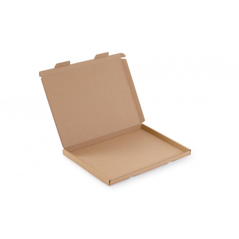 Karton fasonowy 332X246X17 (350x250x20) brązowy