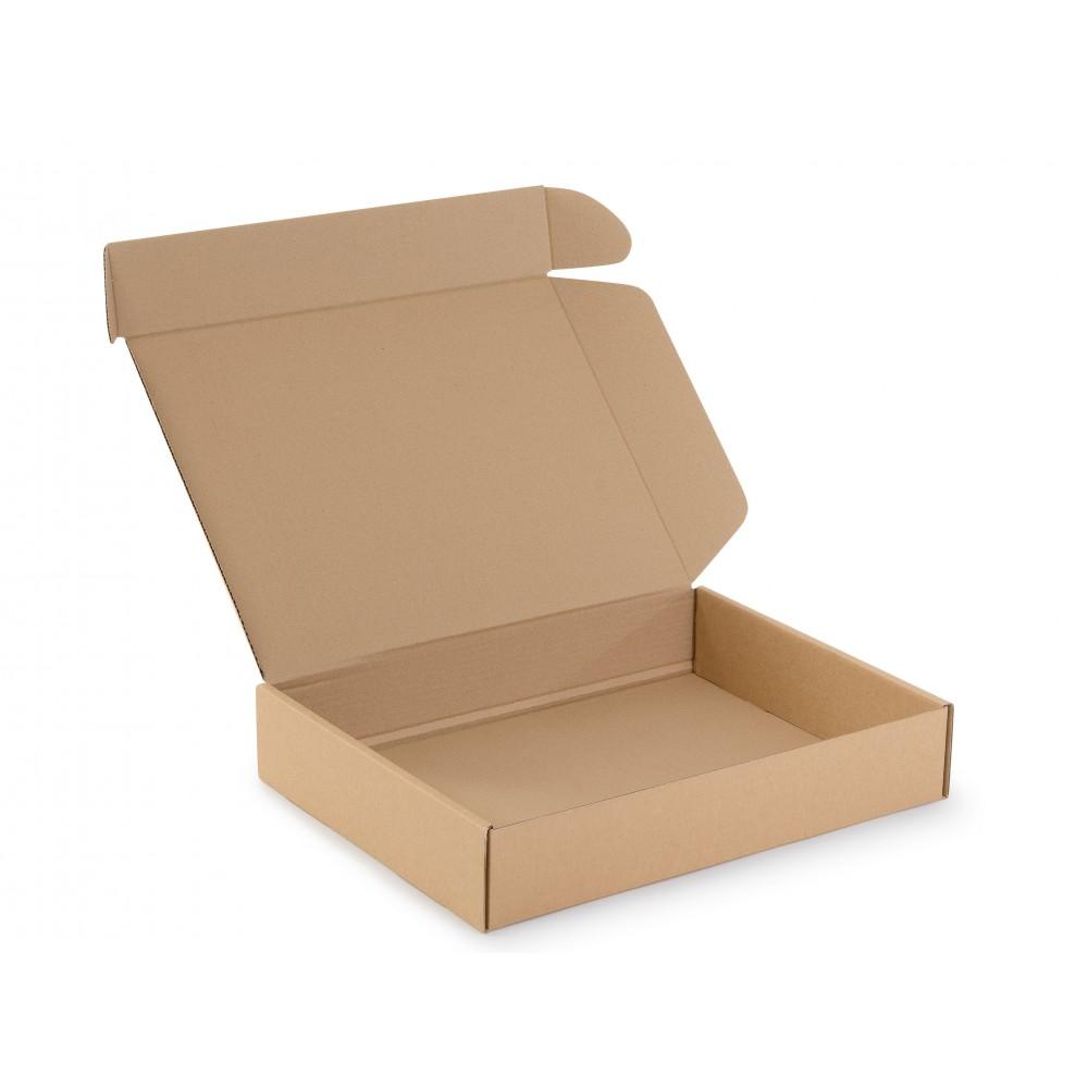 Karton 430x330x80mm brązowy
