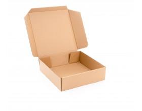 Karton fasonowy 325x325x90mm brązowy_27849