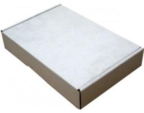 Karton fasonowy 248x175x50 (250x170x50) biały
