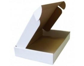 ZESTAW 50 szt. Karton fasonowy 334X244X45  biały