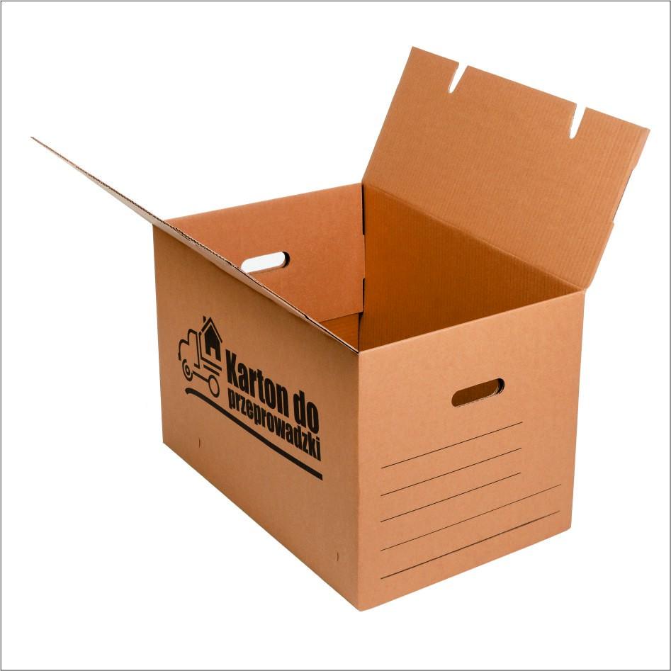 Kartony do przeprowadzki